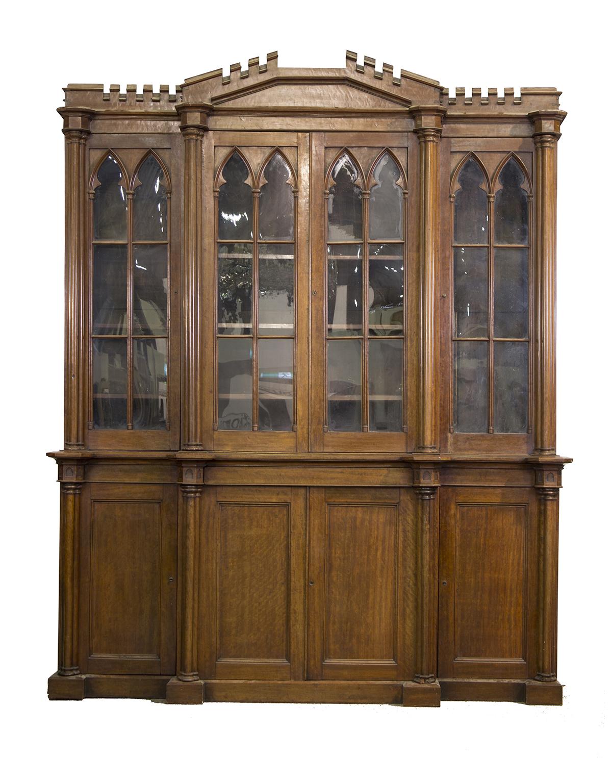 Redgum Bookcase